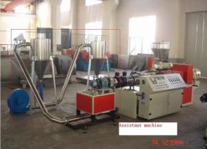 Soft PVC Pelletizing Line/Pelletizing Machine (300kg/hr) pictures & photos