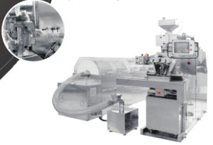 Softgel Encapsulation Machine for Making Paintballs (RYTM-172 Series) pictures & photos