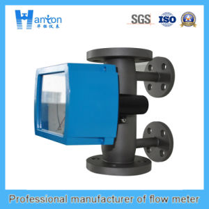 Vertical Installation 316L Metal Tube Rotameter for Dn50-Dn100 a pictures & photos
