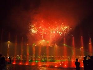 Congo National Day Outdoor Music Fountain pictures & photos