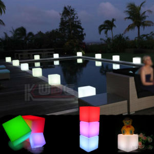 Cube Table Lamp Path Lights Outdoor Lights Close Cube pictures & photos