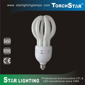 14mm Tube 45W Lotus Energy Saving CFL pictures & photos