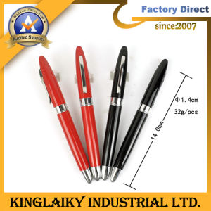 2016 New Metal Roller Pen for Christmas Gift Promotion (KP-Z031) pictures & photos