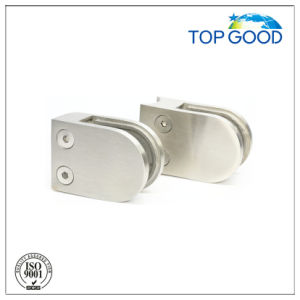 Inox Round Glass Clamp for Glass Balustrade Systems pictures & photos