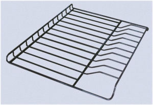 Display Cabinet Shelf PE/PVC Coating (31024693)