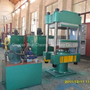 Column Type Rubber Vulcanizing Press Machine pictures & photos