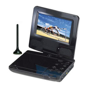Portable DVD Player with DVB-T TV Tuner (7051D-1110)