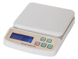 New Kitchen Food Diet 7 Kg Digital LCD Electronic Precise Postal Weight Scale pictures & photos