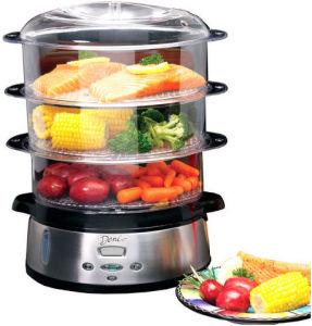 Electric Food Steamer (XY-29B-01)