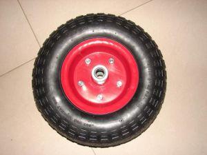Rubber Foam Wheel 4.00-6 (FP1109)