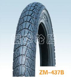 Motorcycle Tyre Zm437b