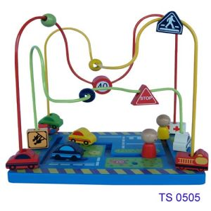 Wooden Toys Bead Toys ( TS0505) pictures & photos