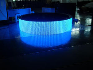 P5 Indoor Full Color Curved LED Display