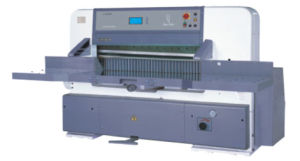 Paper Cutter (Hydraulic Double Digital Display QZYX Series)