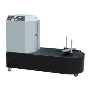 Luggage Film Wrapping Machine pictures & photos