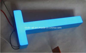 LED Luminous Signs/Surface Light Word/Advertising Sign/Luminous Signs (HLAD-7)