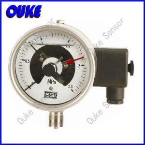 Explosion-Proof and Induction Electric Contact Pressure Gauge pictures & photos