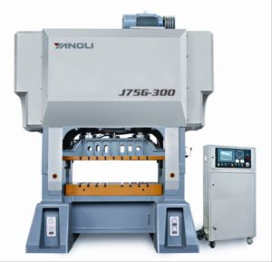 J75g Series Lamination High-Speed Press Machine pictures & photos