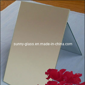 1.3mm-6mm Aluminium Mirror Glass