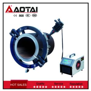 Aotai Good Sell Pneumatic Tube Pipe Cold Cutting Beveling Machine pictures & photos