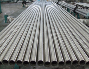 DIN17175 Heat-Resistant Steel Seamless Tube pictures & photos