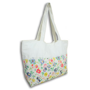 Leisure Foldable Cotton Shopping Bags pictures & photos