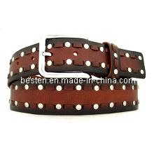 Fashion Studded Men Belts (BSD-11-123)