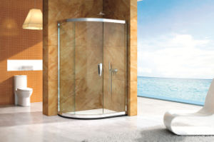 High Quality Shower Cubicle with Stainless Steel Frame Fs-2878