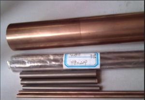 Polished Tungsten Copper Alloy Bars pictures & photos