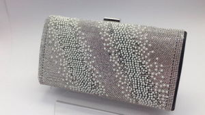 Evening Bag in Silver Color pictures & photos