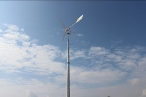 Ah-5kw Variable Pitch Wind Generator for on-Grid Solution Plan pictures & photos