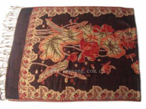 Fashion Jacquard Shawl (FY-J244)