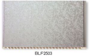 PVC Ceiling Panel (laminated - BLF2503) pictures & photos