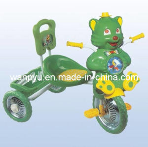 Green Bear Baby Tricycle (YYP-TR-004)