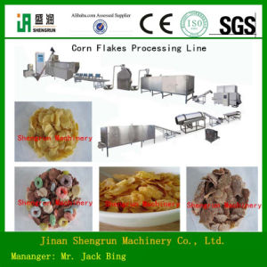 Breakfast Cereals Production Machine/Cereals Extrusion Machine