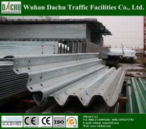 Powder Coated/Galvanized Steel Thrie-Beam Guardrail pictures & photos