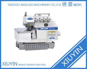 Juki Type 4 Thread High Speed Overlock Sewing Machine Xy-747f