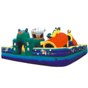 Inflatable Lovely Bouncer Bouncy Castle for Kids Inflatable Toys (JS4042) pictures & photos