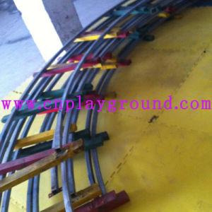 Professional Electric Machine Amusement Trains for Park (HD-10501) pictures & photos