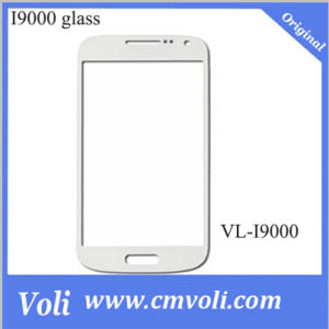 White Front Outer Glass Lens Cover for Samsung I9000 pictures & photos