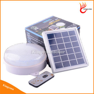 Hight Bright Indoor Solar Lamp Solar Power Light for Home Light pictures & photos