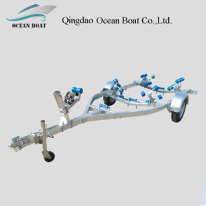 Dyz480r High Quality Low Price Boat Trailer for 5m Boat