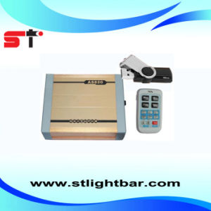 200W Electronic Siren Amplifier (AS830)