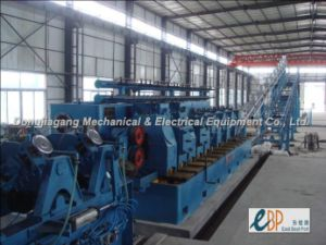 Copper Rod Continuous Casting & Rolling Line (Type ZZR1800+255/4+8)