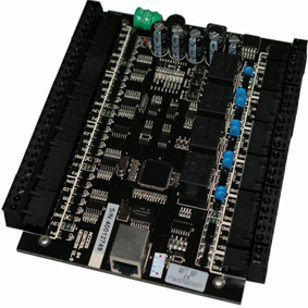 E. Link-04 TCP/IP Access Control Board pictures & photos