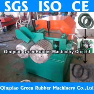 China Machine Manufacturer Waste Tire Steel Wire Separator