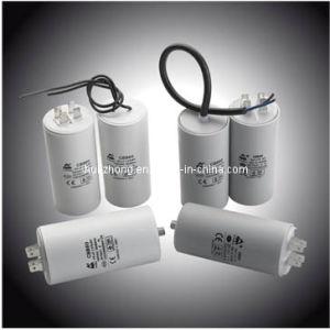 CBB60 Polypropylene Film Capacitors (AC Motor Capacitor) pictures & photos