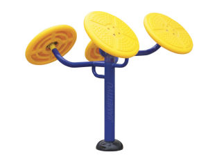 Taiji Wheel Outdoor Fitness Equipment pictures & photos