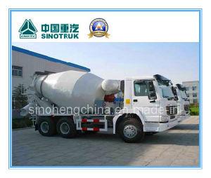 9m3 Sinotruk / Cnhtc HOWO 6 X 4 Cement/Concrete Tanker / Tank Truck / Mixer Truck 336HP pictures & photos