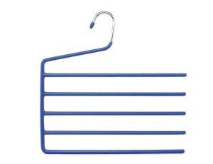 PVC Coated Hanger-Trousers Hanger (DX113)